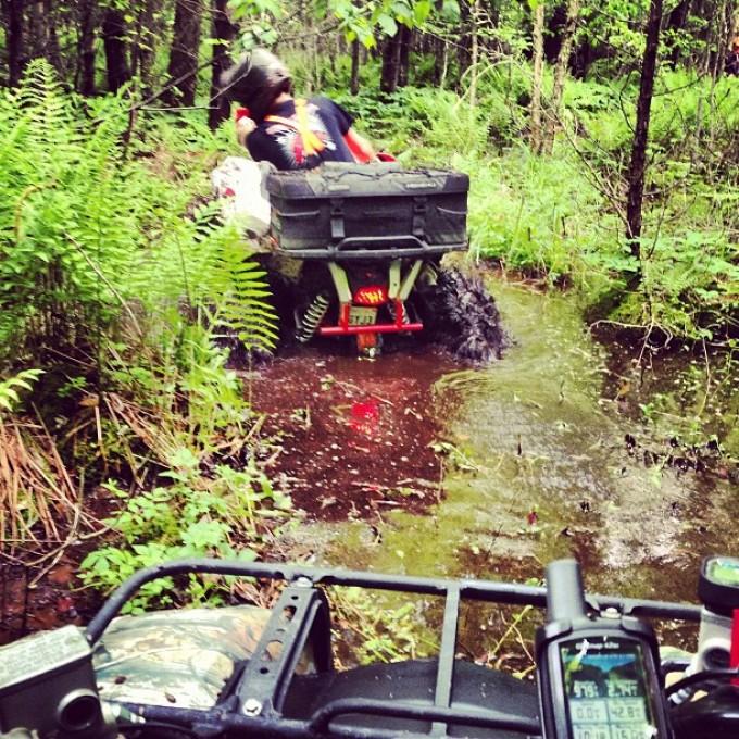 @rangerbob316 stuck. #swampdonkeys