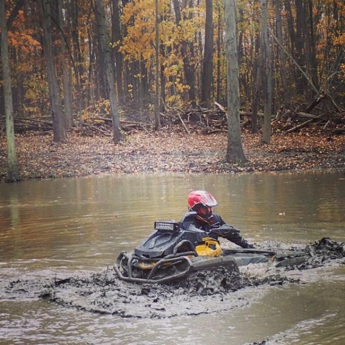 #xmr stuck in muck #swampdonkeys