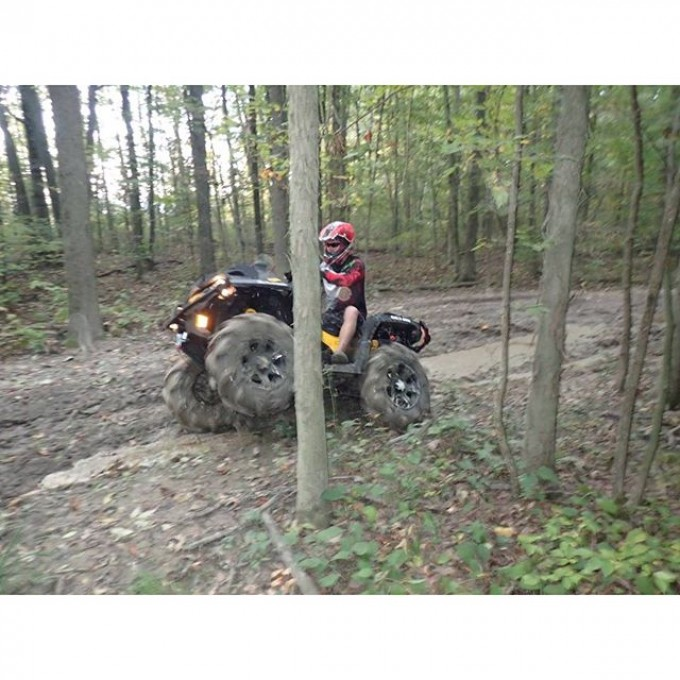 Port Dover Trails #swampdonkeys