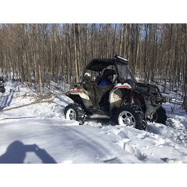 John ripping it up on the #rzr #900 #GLATV #SWAMPDONKEYS