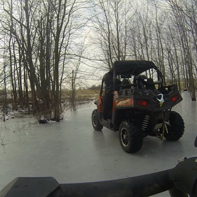 Balls to the wall @timmerlegrand on #rzr #swampdonkeys