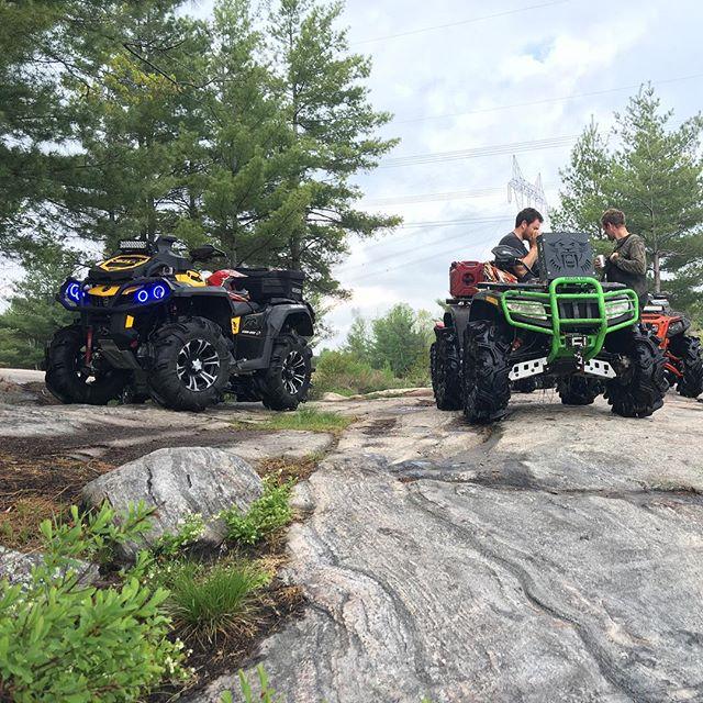 #SwampDonkeys off road weekend begins