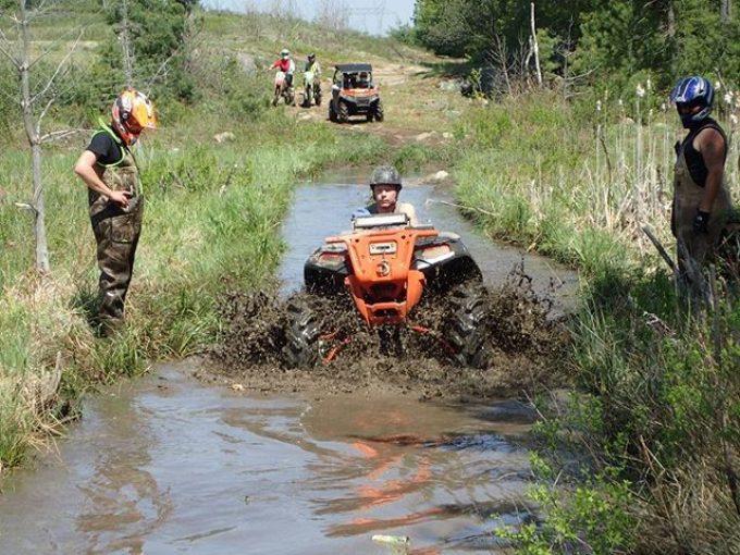 #Polaris #Highlifter #XP #1000 #water #wheelie  #swampdonkeys