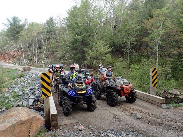#Ardbeg #trail #swampdonkeys #Outlander #XMR #Polaris #1000 #Honda