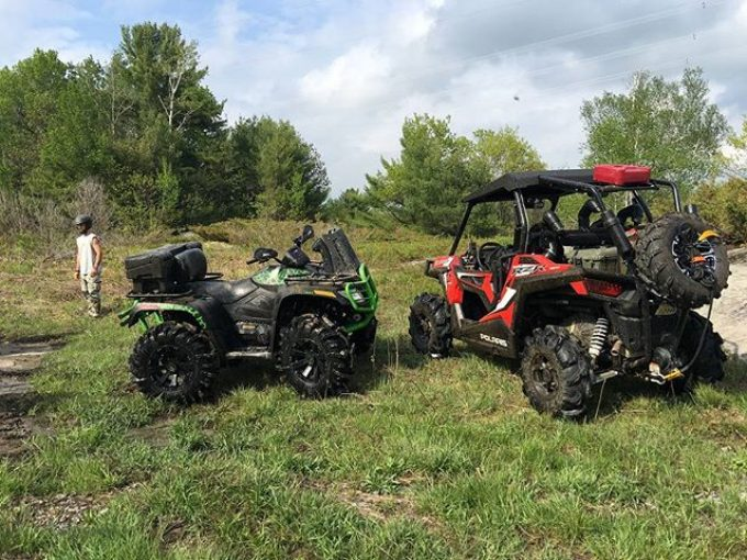 #Polaris #RZR #Trail #900 #SwampDonkeys #arcticcat