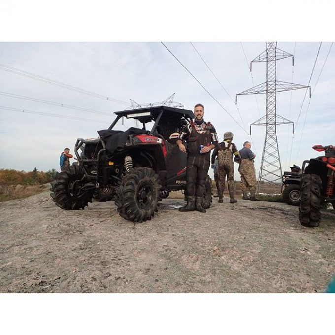 #Polaris #RZR #SwampDonkeys