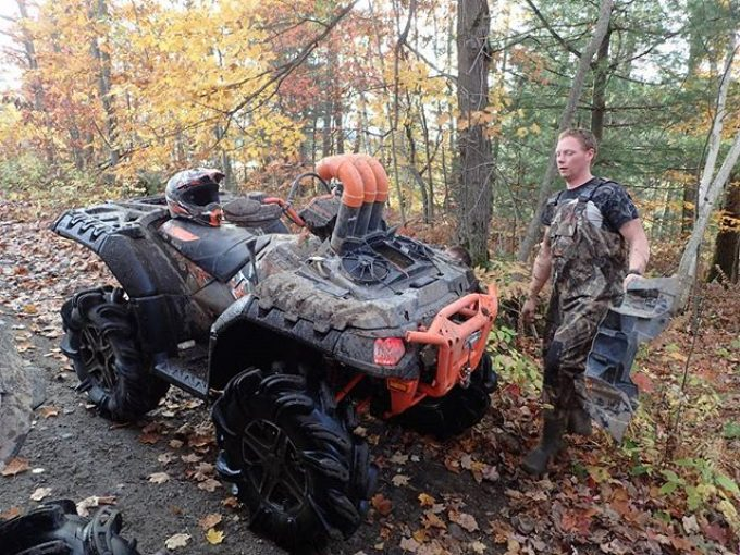 #polaris over heating issues  #swampdonkeys