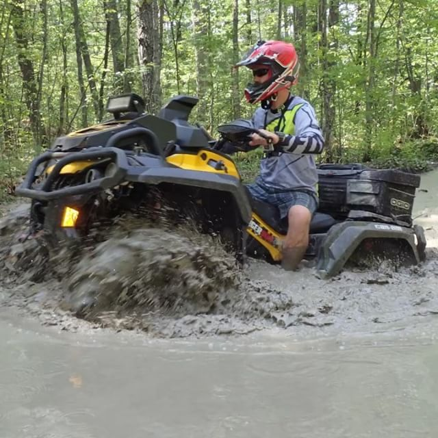 3 weeks and counting. #swampdonkeys #offroad #weekend #canam @rangerbob316